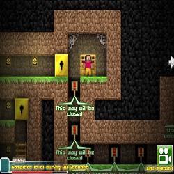 игра майнкрафт Пещеры