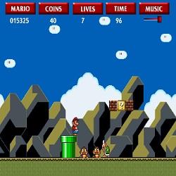 Супер братья Марио игра