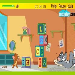 Игры про Тома и Джерри
