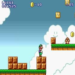 Супер Марио флеш 1