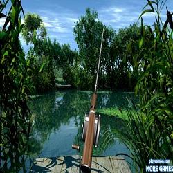 Летняя рыбалка игра