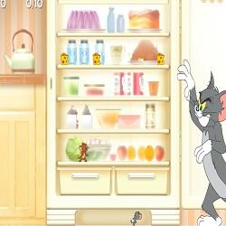 Игра Том и Джерри расхитители холодильника