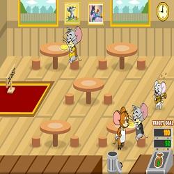 Игры Том и Джерри ресторан Джерри