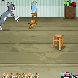Игра Том и Джерри спасение мышонка