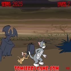 Том и Джерри зомби