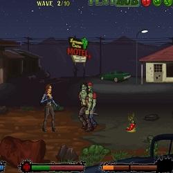 Текила зомби 2 игры для мальчиков