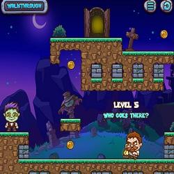 Игра безголовый зомби 1