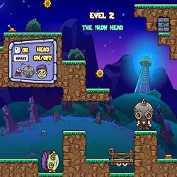 Безголовый зомби 2 играть