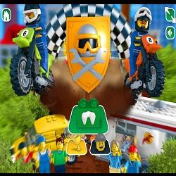 Лего Мотокросс
