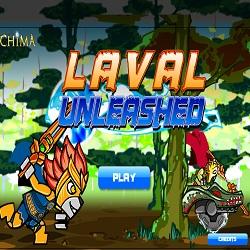 Лего Чима Огненный Лев Лавала