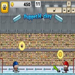 Игра кукольный хоккей кхл