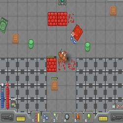 Игра война с боевыми роботами