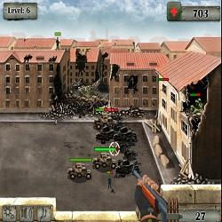 Игра Мировая Война на поле боя