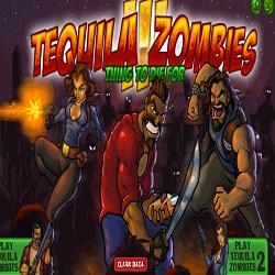 Игра Текила Зомби 3 против мертвецов