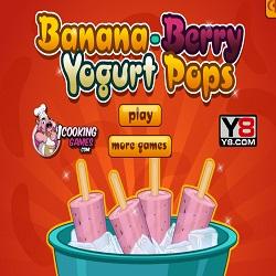 Игра ягодный йогурт из кофейни
