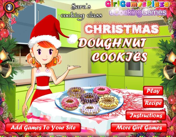 Кухня Сары пончики