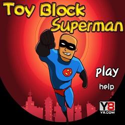 Игра Игрушечный Супермен