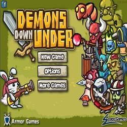 Игра Демоны Внизу