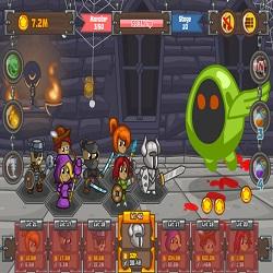 Игра Подземелье Замка кликер